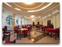 отель Best Western Aqhveran: Ресторан