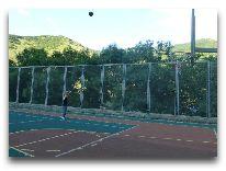 отель Best Western Aqhveran: Баскетбольная площадка
