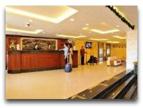 отель Best Western Dalat Plaza: Reception