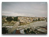 отель Best Western Kutaisi: Вид с террасы
