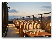 отель Best Western Kutaisi: Верхняя терраса