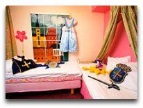 отель Best Western Mora Hotell & Spa: Номер сказка