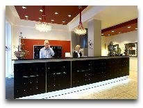 отель Best Western Svendborg Hotel: Ресепшен отеля