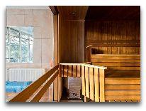 отель Best Western Vilnius: Сауна отеля