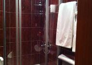отель Betsy's: Ванная в номере