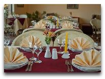 отель Betsy's: Ресторан