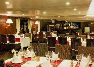 отель Bhaya Cruise: Ресторан