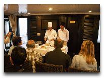 отель Bhaya Cruise: Мастер-класс