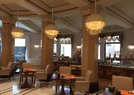 отель The Biltmore Hotel Tbilisi: Рестран отеля