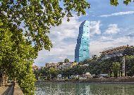отель The Biltmore Hotel Tbilisi: Фасад