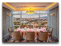 отель The Biltmore Hotel Tbilisi: Ресторан
