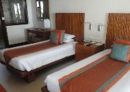 отель Blue Ocean Resort: Pool View Bungalow