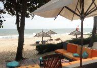 отель Blue Ocean Resort: Зона отдыха на пляже