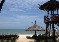 отель Blue Ocean Resort: Пляж