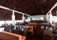 отель Blue Ocean Resort: Ресторан