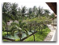 отель Blue Ocean Resort: Пруд на территории