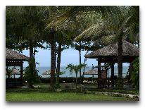 отель Blue Ocean Resort: Территория отеля