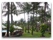отель Blue Ocean Resort: Территория отеля-