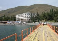 отель Blue Sevan: Вид с причала