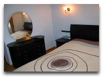 отель Blue Sevan: Спальня в коттедже