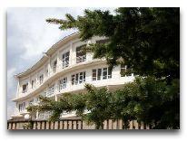 отель Blue Sevan: Фасад отеля