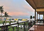 отель Bohemian Resort: Club suite веранда