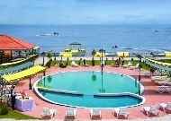 отель Bohemian Resort: Вокруг бассейна