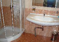 отель Bohemian Resort: Сlub suite 1 этаж душевая