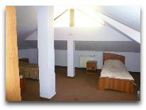 отель Bohemian Resort: Двухместный номер TWIN 3 этаж