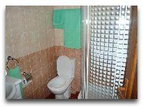 отель Bohemian Resort: Ванная номера TWIN 3 этаж