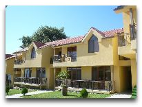 отель Bohemian Resort: Фасад Club suite