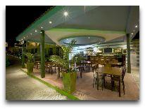 отель Bohemian Resort: Летний ресторан бар