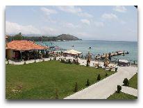 отель Bohemian Resort: Вид на причал