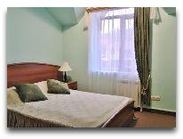 отель Bohemian Resort: Номер Junior - спальня