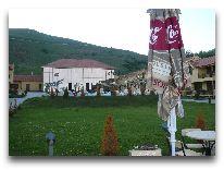 отель Bohemian Resort: Территория отеля