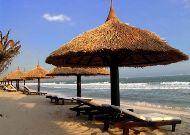 отель Bon Bien Resort: Пляж