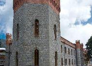 отель Borjomi Palace: Фасад отеля