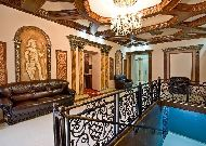 отель Borjomi Palace: Холл 2 этажа