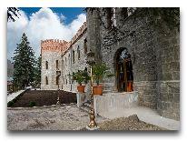 отель Borjomi Palace: Фасал отеля
