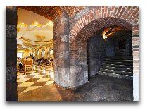 отель Borjomi Palace: Ресторан