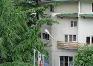 отель Borjomis Kheoba: Фасад отеля