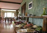 отель Borjomis Kheoba: Ресторан