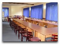 отель Borjomis Kheoba: Конференц зал
