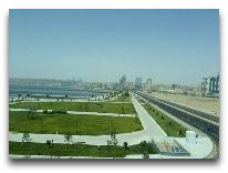 отель Boulevard Hotel Baku, Autograph Collection: Номер City View