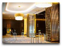 отель Boulevard Hotel Baku, Autograph Collection: Холл перед конференц залом