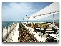 отель Boulevard Hotel Baku, Autograph Collection: Black City Cafe Terrace