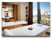 отель Boulevard Hotel Baku, Autograph Collection: Комната для Процедур в Спа