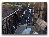 отель Boulevard Hotel: Номер Deluxe с балконом
