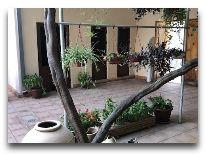 отель Boutique Bibikhanum Hotel: Внутренний дворик