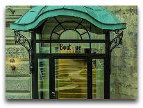 отель Boutique 19: Вход в отель